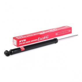343413 KYB Excel-G Hinterachse, Gasdruck, Zweirohr, oben Stift, unten Auge Stoßdämpfer 343413 günstig kaufen