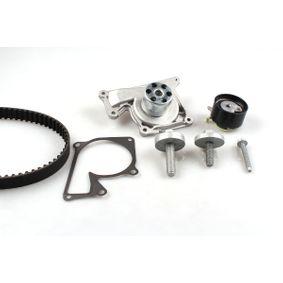 P965 HEPU Zähnez.: 123 Breite: 27mm Wasserpumpe + Zahnriemensatz PK09650 günstig kaufen