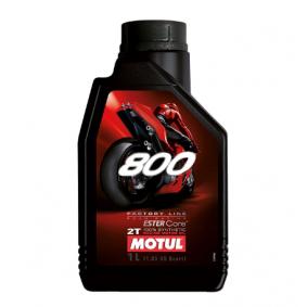 16900 MOTUL 800, 2T FL ROAD RACING 1l, Full Synthetic Oil Engine Oil 104041 cheap