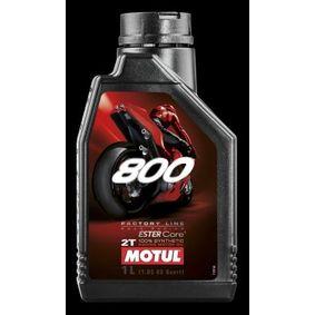 104041 Engine Oil MOTUL 8002TFLROADRACING - Huge selection — heavily reduced