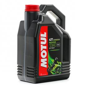 104056 Engine Oil MOTUL - Experience and discount prices