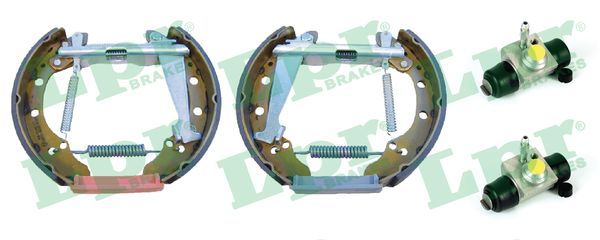 KEG407 LPR EASY KIT Bremsensatz, Trommelbremse OEK407 günstig kaufen