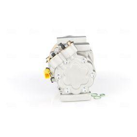 89372 Kompressor, Klimaanlage NISSENS Erfahrung