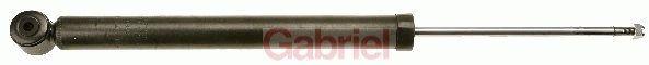 Купете 69418 GABRIEL задна ос, газов, двутръбен, Телескопичен амортисьор, отгоре щифт, ухо отдолу дължина: 667мм, Ø: 39мм, Ø: 39мм Амортисьор 69418 евтино