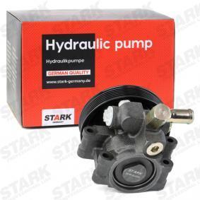 Купете SKHP-0540116 STARK брой на ребрата: 6, ремъчна шайба-Ø: 126мм Хидравлична помпа, кормилно управление SKHP-0540116 евтино