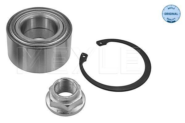 Achetez Roulements MEYLE 714 650 0015 (Ø: 72mm, Diamètre intérieur: 39mm) à un rapport qualité-prix exceptionnel