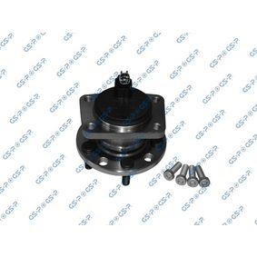 GHA400081K GSP mit integriertem ABS-Sensor Ø: 136mm Radlagersatz 9400081K günstig kaufen
