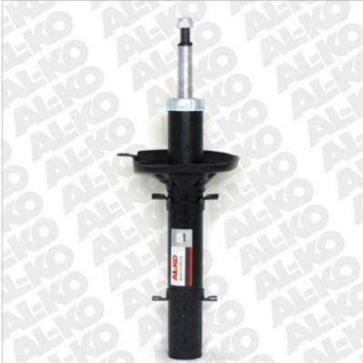 Купете 3210G AL-KO предна ос, газов, двутръбен, нормални амортисьори, макферсън, скоба отдолу Амортисьор 302103 евтино