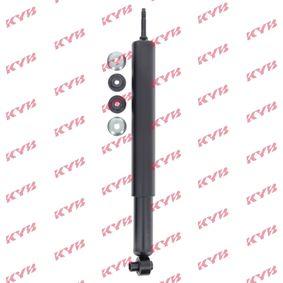 443234 KYB Premium Hinterachse, Öldruck, oben Stift, unten Auge Stoßdämpfer 443234 günstig kaufen