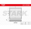 Kupefilter SKIF-0170385 STARK — bara nya delar