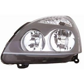 551-1138R-LDEM6 ABAKUS rechts, H1, H7, W5W, PY21W, mit Glühlampen, ohne Stellmotor für LWR, Halogen, ohne Elektromotor, ohne Lampenträger, ohne Glühlampe Links-/Rechtsverkehr: für Rechtsverkehr, Fahrzeugausstattung: für Fahrzeuge mit Leuchtweiteregelung (elektrisch) Hauptscheinwerfer 551-1138R-LDEM6 günstig kaufen