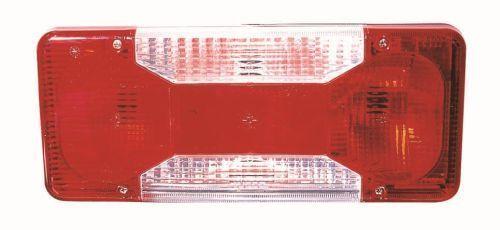 Componenti luce posteriore 00-663-1908LE ABAKUS — Solo ricambi nuovi