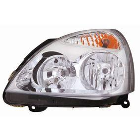 551-1138L-LEMN1 ABAKUS links, H1, H7, W5W, PY21W, mit Glühlampen, ohne Stellmotor für LWR, Halogen, ohne Elektromotor Links-/Rechtsverkehr: für Rechtsverkehr, Fahrzeugausstattung: für Fahrzeuge mit Leuchtweiteregelung (elektrisch), Rahmenfarbe: chrom Hauptscheinwerfer 551-1138L-LEMN1 günstig kaufen