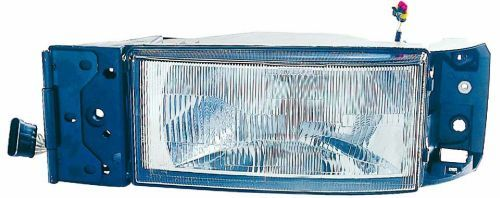 ABAKUS Headlight for IVECO - item number: 663-1104L-LD-E