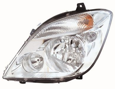 Buy original Headlights ABAKUS 440-1160L-LD-EM