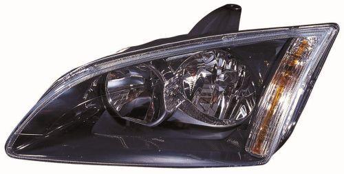 ABAKUS: Original Scheinwerfer Set 431-1169L-LDEM2 (Fahrzeugausstattung: für Fahrzeuge mit Leuchtweiteregelung, Rahmenfarbe: rauchgrau)