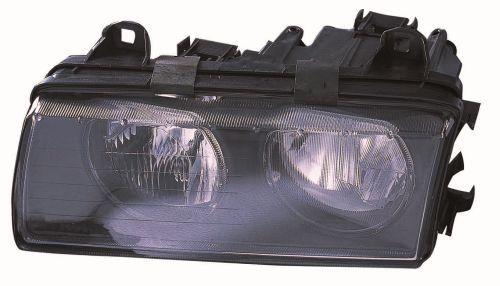 444-1125L-LD-E ABAKUS links, H7, ohne Stellmotor für LWR Fahrzeugausstattung: für Fahrzeuge mit Leuchtweiteregelung Hauptscheinwerfer 444-1125L-LD-E günstig kaufen