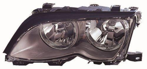 444-1128L-LDEM2 ABAKUS links, H7, Gehäuse mit schwarzem Innenteil, mit Stellmotor für LWR Fahrzeugausstattung: für Fahrzeuge mit Leuchtweiteregelung Hauptscheinwerfer 444-1128L-LDEM2 günstig kaufen
