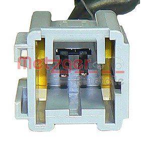 Metzger 0911105 Schalter Kupplungsbetätigung GRA