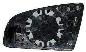 Vetro specchio retrovisore 0210G01 ABAKUS — Solo ricambi nuovi