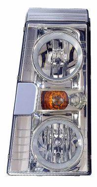 ABAKUS Reflektor do RENAULT TRUCKS - numer produktu: 551-1165R-LD-EM
