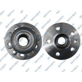 Radlagersatz für Radaufhängung Hinterachse GSP 9232023