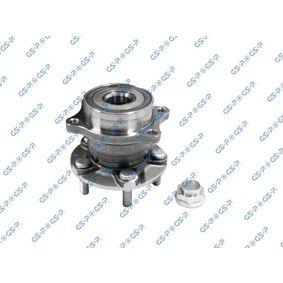 GSP Radlagersatz 9328003