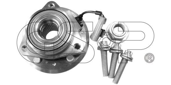 Купете GHA330010K GSP предна ос, с вграден сензор за ABS Ø: 151мм Комплект колесен лагер 9330010K евтино