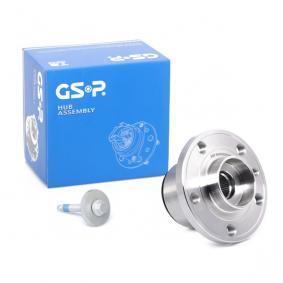 GHA340003K GSP framaxel, med inbyggd ABS-sensor Ø: 136,2mm Hjullagerssats 9340003K köp lågt pris