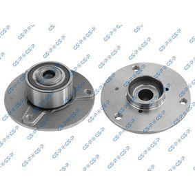 GHA400254 GSP framaxel, med inbyggd ABS-sensor Ø: 134mm Hjullagerssats 9400254 köp lågt pris