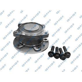 GHA400285K GSP Bakaxel, med inbyggd ABS-sensor Ø: 136mm Hjullagerssats 9400285K köp lågt pris