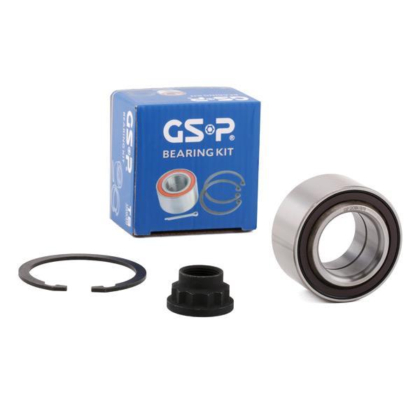 Купете GWB3684 GSP предна ос, с вграден сензор за ABS Комплект колесен лагер GK3684 евтино