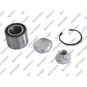 Comprar y reemplazar Juego de cojinete de rueda GSP GK6639