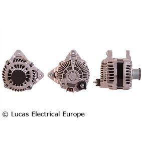 LRA03596 LUCAS ELECTRICAL 14V, 185A Rippenanzahl: 7 Generator LRA03596 günstig kaufen