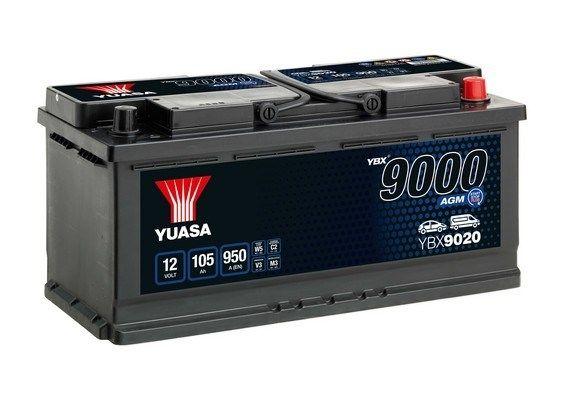 Original PORSCHE Starterbatterie YBX9020