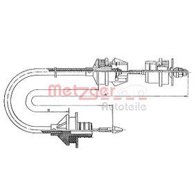 Koop en vervang Koppelingkabel METZGER 11.2242