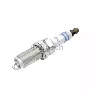 5-Zylinder 0 242 240 653 5x BOSCH Zündkerze Zuendkerze Iridium Set