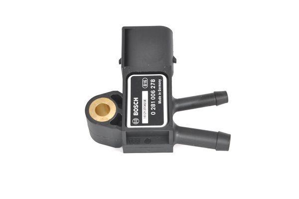 0281006278 Sensor, Abgasdruck BOSCH Erfahrung