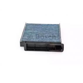 0 986 628 502 Filter, Innenraumluft BOSCH - Markenprodukte billig