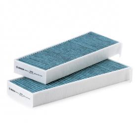 Original filtro mahle espacio interior aire polen filtro interior filtro lak 181