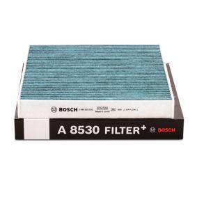 0986628530 Kabineluftfilter BOSCH - Køb til discount priser