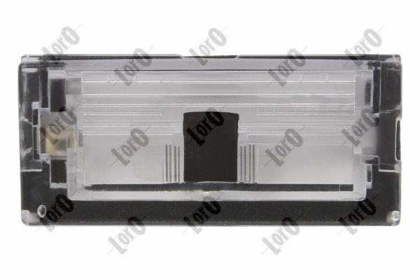 ABAKUS: Original Nummernschildbeleuchtung 003-07-900 ()