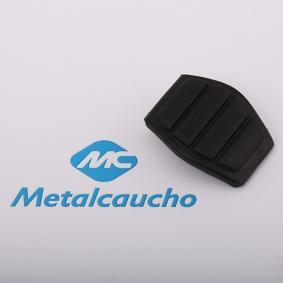 00417 Metalcaucho Pedalbelag, Bremspedal 00417 günstig kaufen