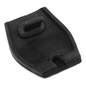 00417 Pedalbelag, Bremspedal Metalcaucho - Markenprodukte billig