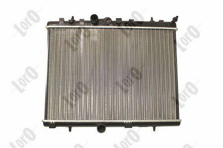 OE Original Wasserkühler 009-017-0039 ABAKUS