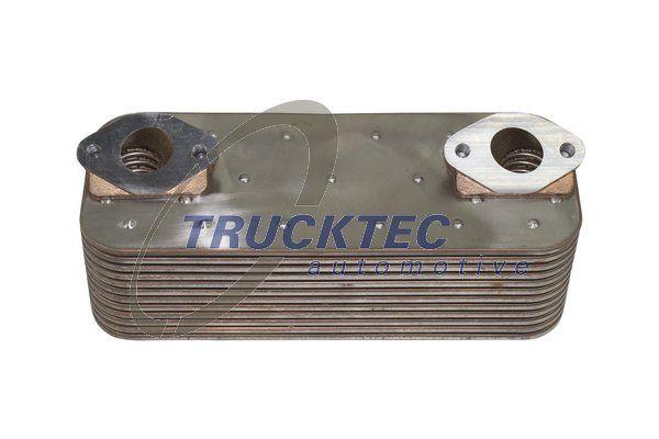 TRUCKTEC AUTOMOTIVE Oljekylare, motor till MERCEDES-BENZ - artikelnummer: 01.18.060