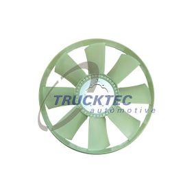 Lüfterrad, Motorkühlung TRUCKTEC AUTOMOTIVE 01.19.122 mit 15% Rabatt kaufen