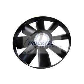 Lüfterrad, Motorkühlung TRUCKTEC AUTOMOTIVE 01.19.208 mit 15% Rabatt kaufen