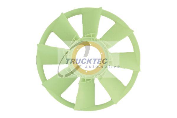 TRUCKTEC AUTOMOTIVE Lüfterrad, Motorkühlung passend für MERCEDES-BENZ - Artikelnummer: 01.19.219