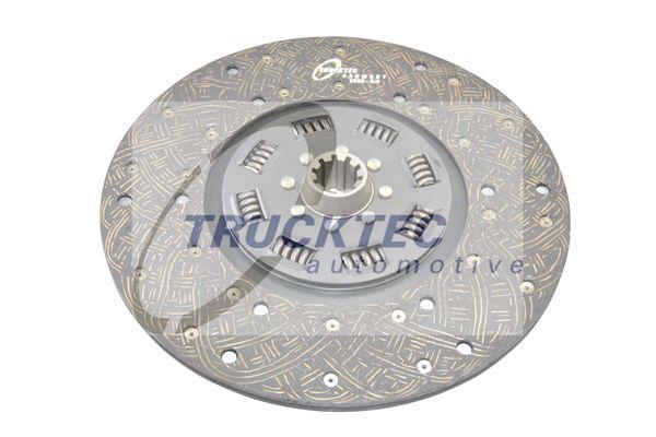 TRUCKTEC AUTOMOTIVE Kupplungsscheibe für MERCEDES-BENZ - Artikelnummer: 01.23.118